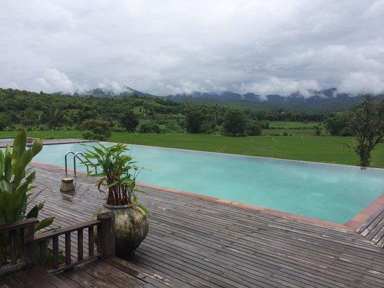 Phu Pai Art Resort: The view