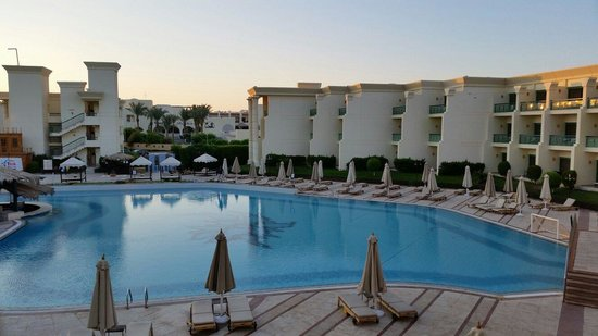 Hilton Hurghada Resort: The hotel