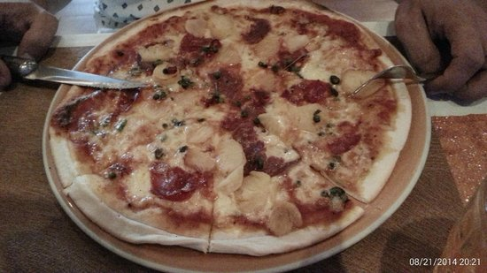 Aning Restaurant: Pizza