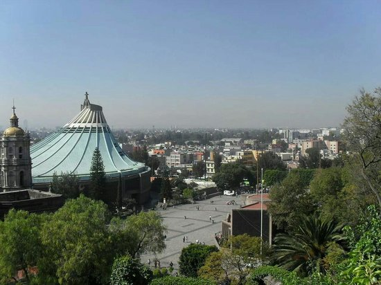 Basilica de Santa Maria de Guadalupe : Basílica de Guadalupe 2013