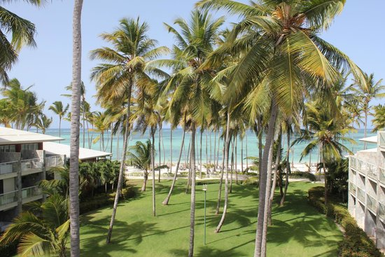 Barcelo Bavaro Palace : View from Bldg 3 - Room 3414