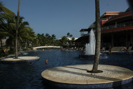 Barcelo Bavaro Palace : Main Pool