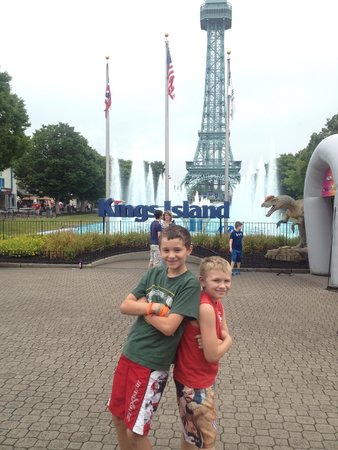 Kings Island : Best photo of the day.