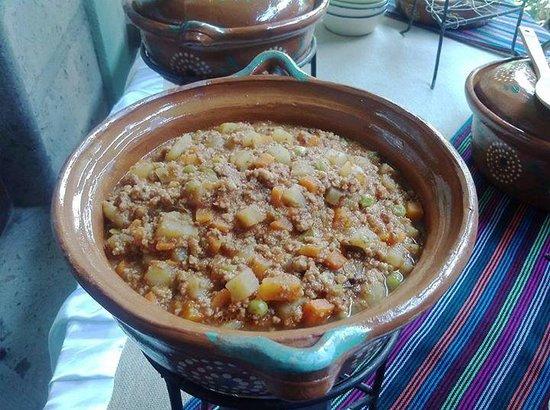La decoración mexicana y el sazón delicioso   picture of mi jardin ...