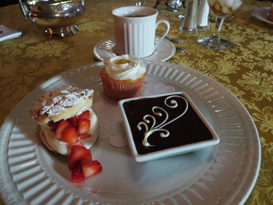 JC Wyatt House: Dessert
