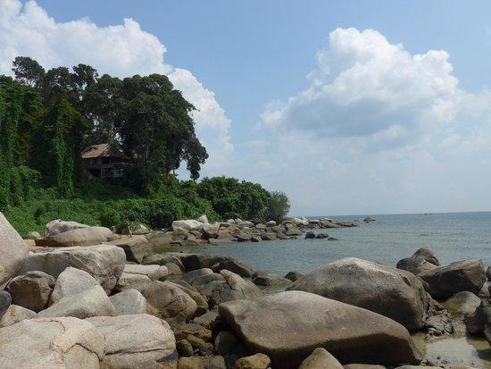 Banyan Tree Bintan: beach