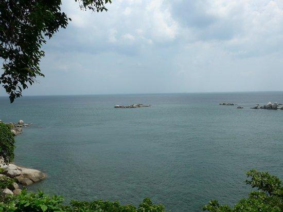 Banyan Tree Bintan: view 3