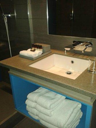 Pullman London St Pancras Hotel : Banheiro