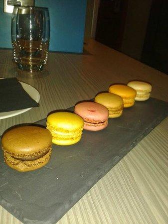 Pullman London St Pancras Hotel: Boas vindas com Macarons