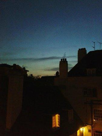 Pullman London St Pancras Hotel: Vista da janela do apartamento