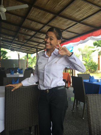 Uppala Villa Seminyak : The staff are brilliant