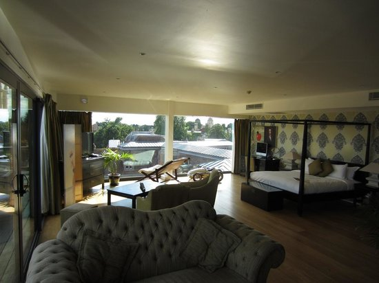 The Varsity Hotel & Spa: Trinity Suite from previous stay