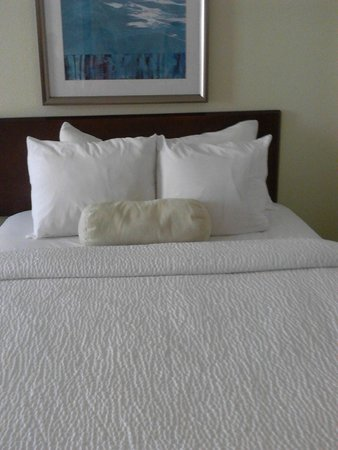 SpringHill Suites Louisville Hurstbourne/North: bed