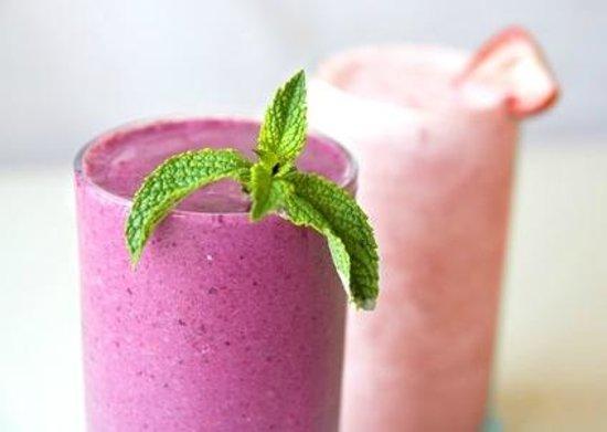 Common Ground Kauai: Try a refreshing smoothie