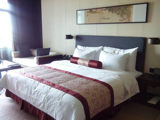 Castle Golf Hotel: King Size Double Bed - very comfortable
