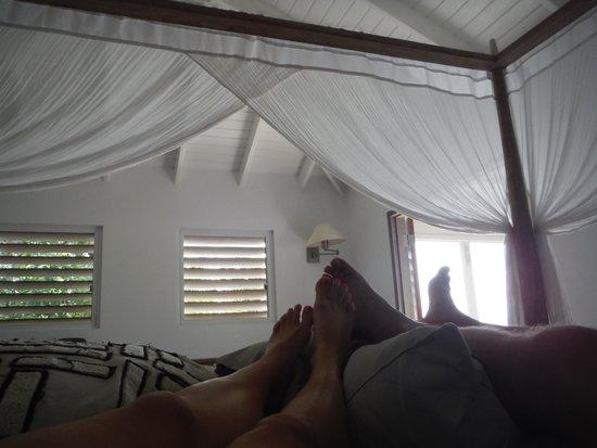 Cooper Island Beach Club: Relax