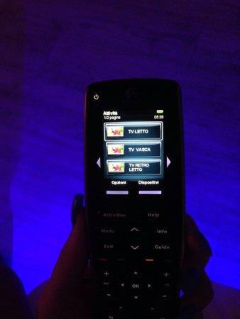 Vip's Motel: Telecomando