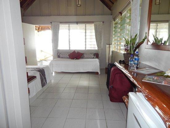Aore Island Resort : Inside View Studio Beachfront