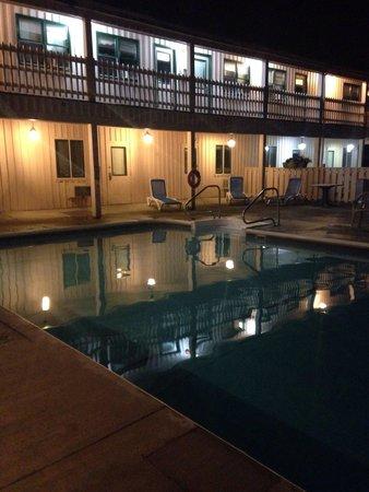 Isaiah Tubbs Resort : Pool