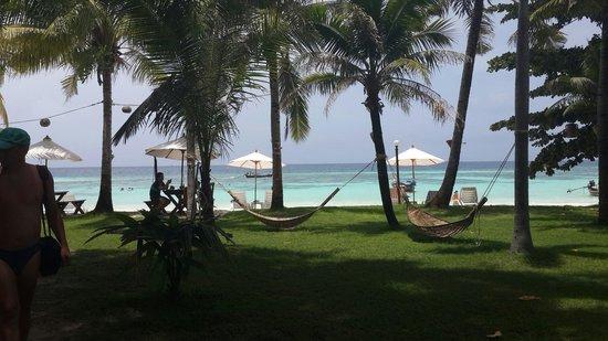 Mali Resort Pattaya Beach Koh Lipe: Вид на море