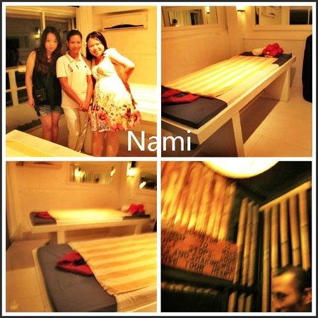Nami Resort: nami massage