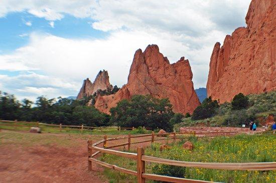 Garden of the Gods: Scenic beauty is unsurpassed