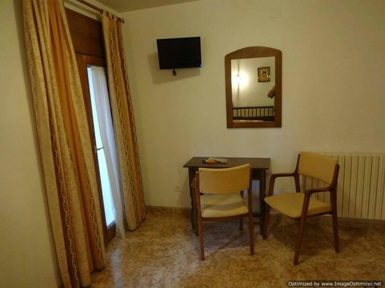 Hotel Can Mestre: Room