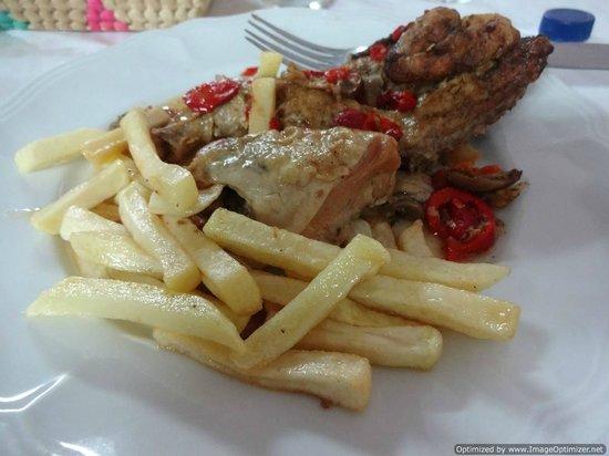 Hotel Can Mestre: Dinner