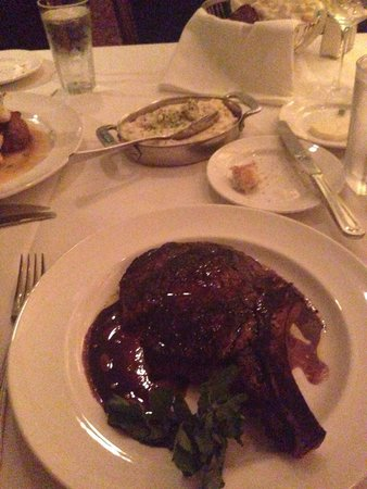 Capital Grille: Delmonico Steak