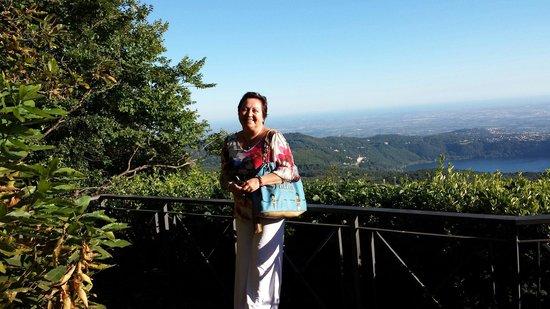 Via Sacra: Monte Calvo