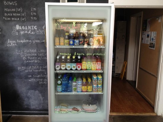 Hip Vegan Cafe: Drinks