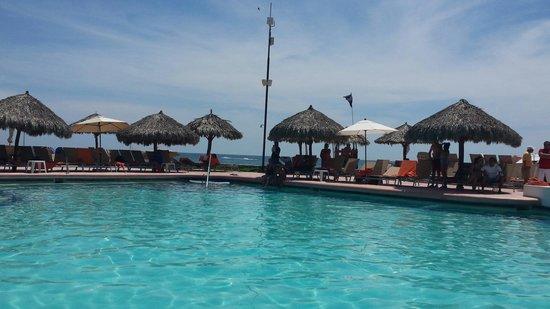 Sunscape Dorado Pacifico Ixtapa : La alberca!! Quiero regresar!