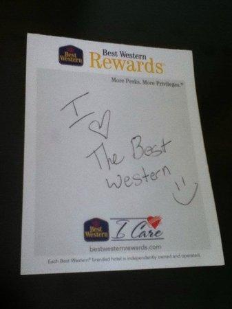 Best Western Watertown Fort Drum: <3