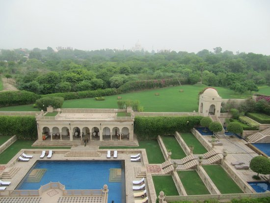 The Oberoi Amarvilas: Amazing view!