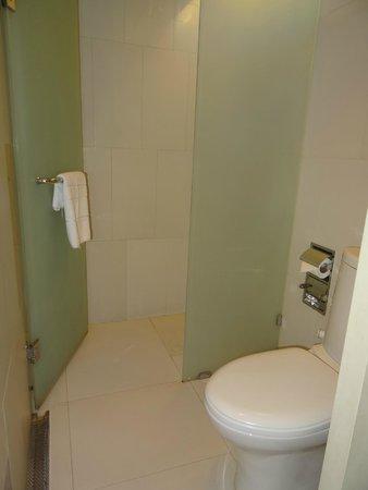 Aspira Hiptique: シャワー、トイレ