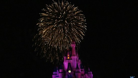 Wishes Fireworks: Magic