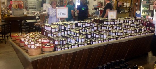 Wood Orchard : Jams and jellies