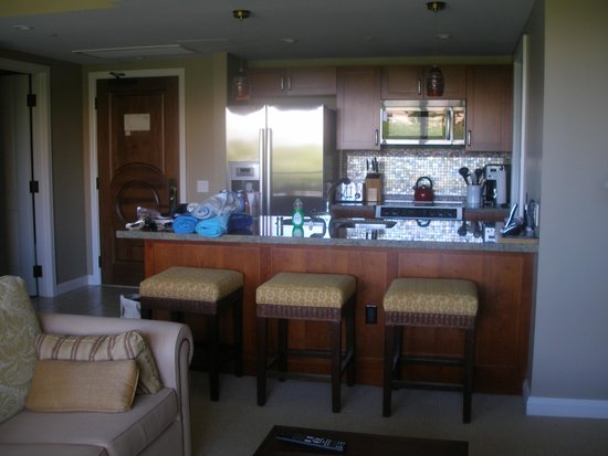 Honua Kai Resort & Spa: Kitchen