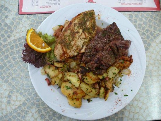 Steakhaus Barbecue Berlin Treskowallee 65 Restaurant