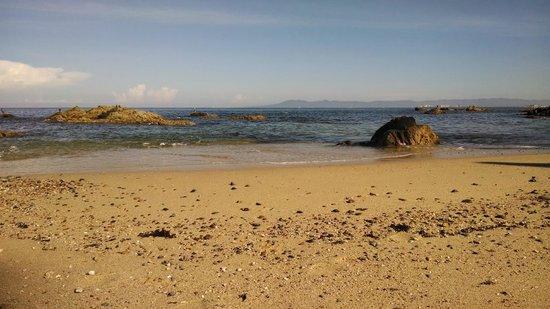 Quinta Maria Cortez : Beach looking northwest