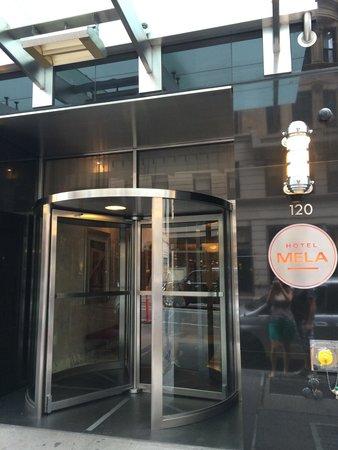 Hotel Mela: The hotel