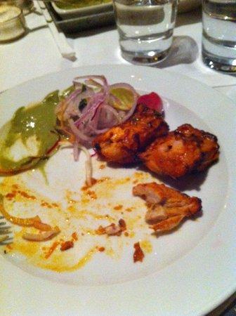 Jamavar: Chicken Kebab