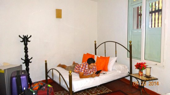 Casa Marta Cartagena: Another picture of the room we stayed in