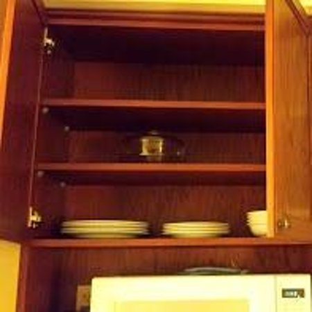 Aston MonteLago Village Resort: Kitchen area in room 139