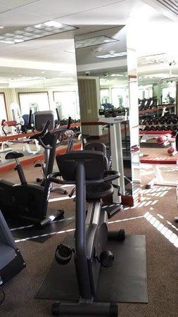 Aston MonteLago Village Resort: Big exercise room