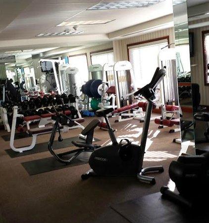 Aston MonteLago Village Resort: Exercise room