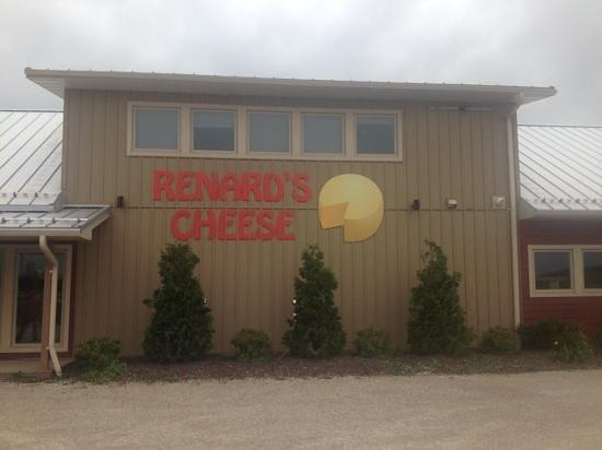 Renard's Cheese: store exterior