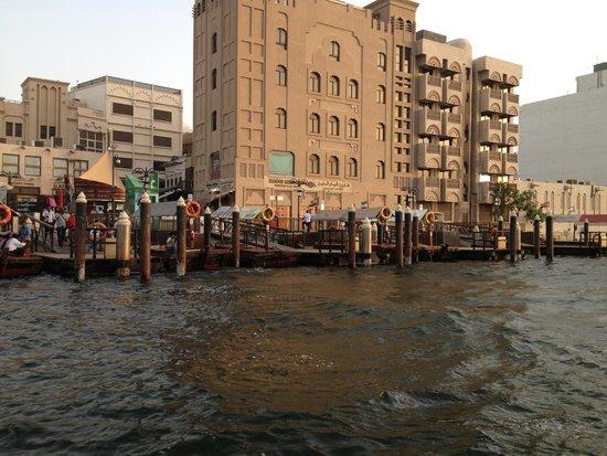 Dubai Creek: Abra Bur Dubai