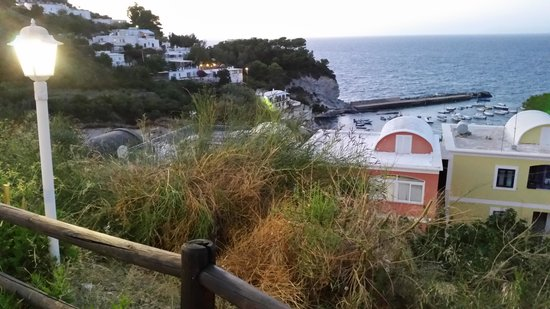 Hotel Villaggio dei Pescatori: vista da camera