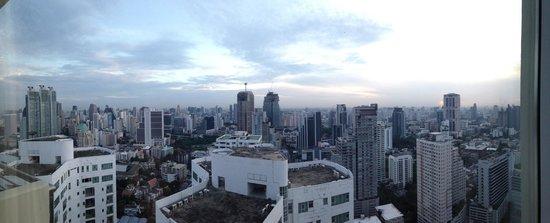 Sukhumvit Park, Bangkok - Marriott Executive Apartments: BKK view